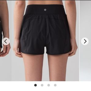 ISO!! LEAN IN SHORTS BLACK SIZE 6/8